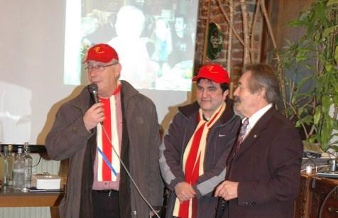 Jacques Fauconnier,Nebih Alev,Kozlowski Alexandre (photoA.Hallet)