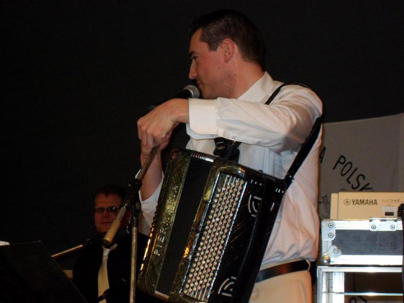 Jérôme RYS à Anor en 2008 (avril)
