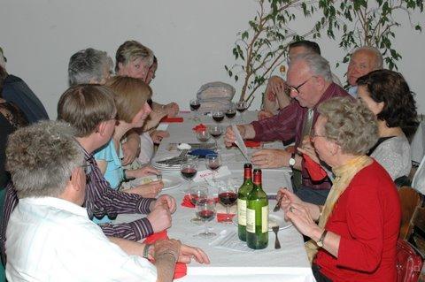 PLC FETE DES MERES 2009 HALLET A TABLE 9