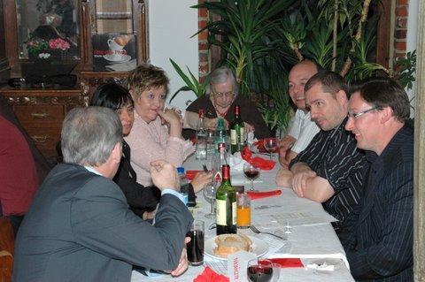 PLC FETE DES MERES 2009 HALLET A TABLE 12